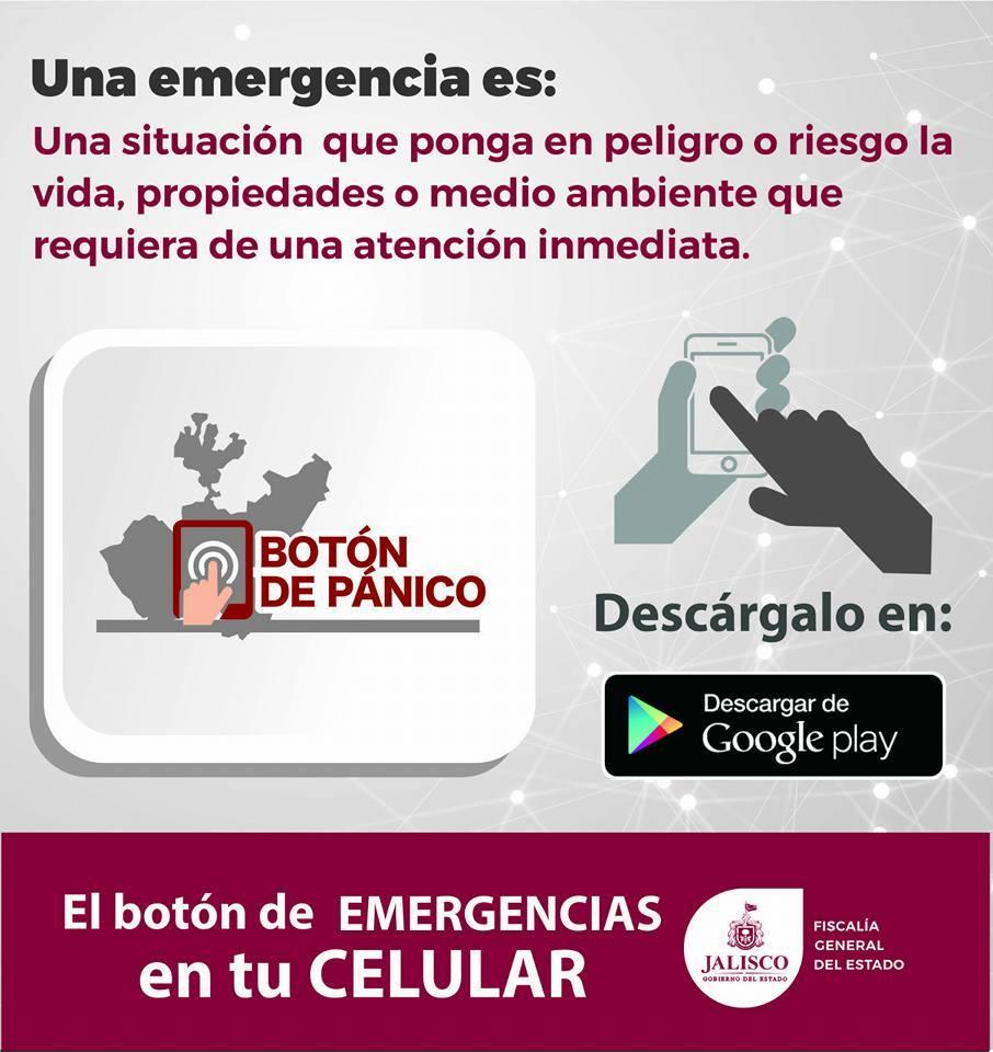 APLICACIÓN PARA REPORTAR EMERGENCIAS AL 066 DESDE UN CELULAR
