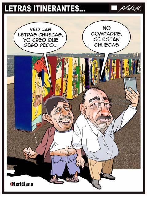 Arturo Dávalos no puede. / 3 de Octubre 2016