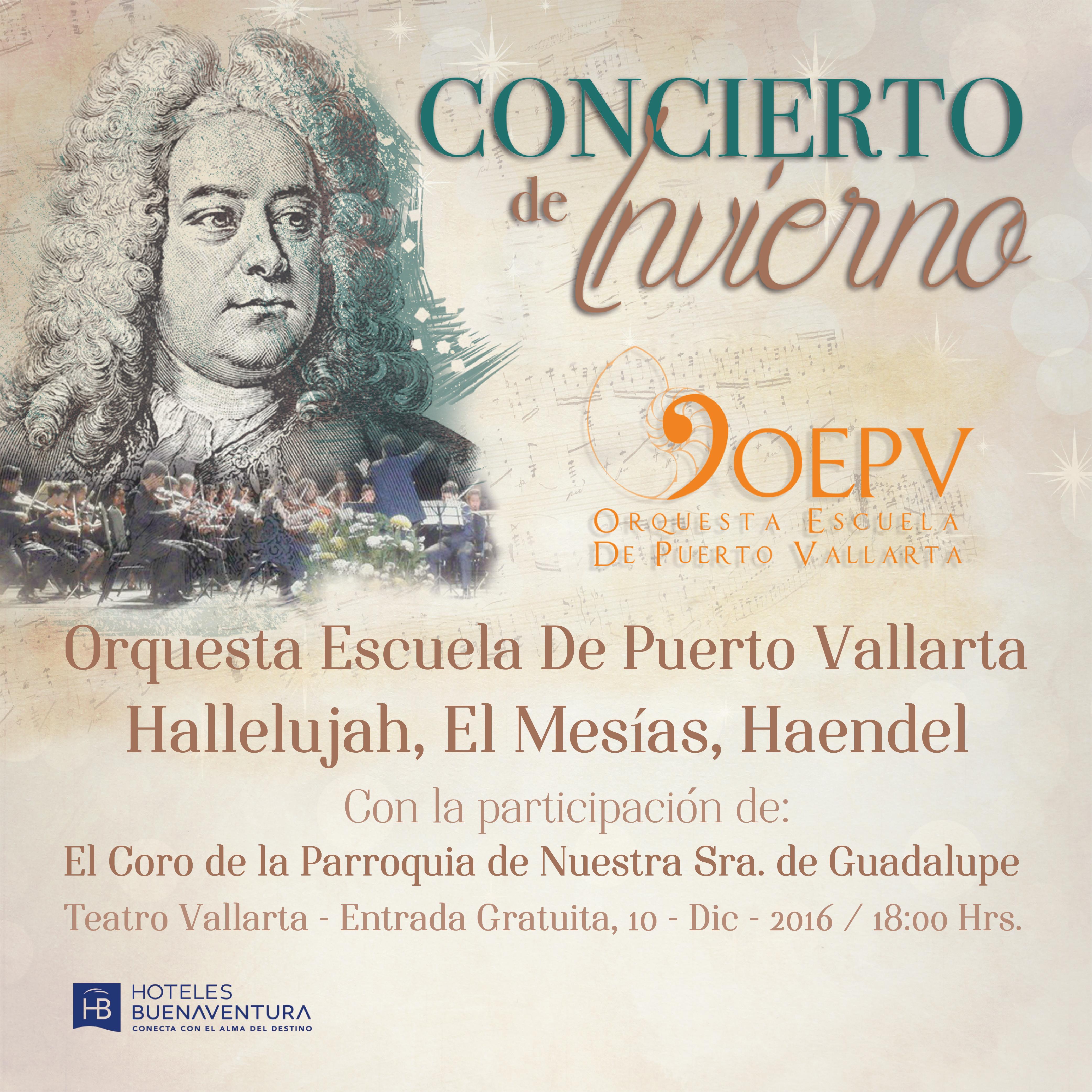 La entrada será completamente gratis a partir de las 18:00 horas en el Teatro Vallarta