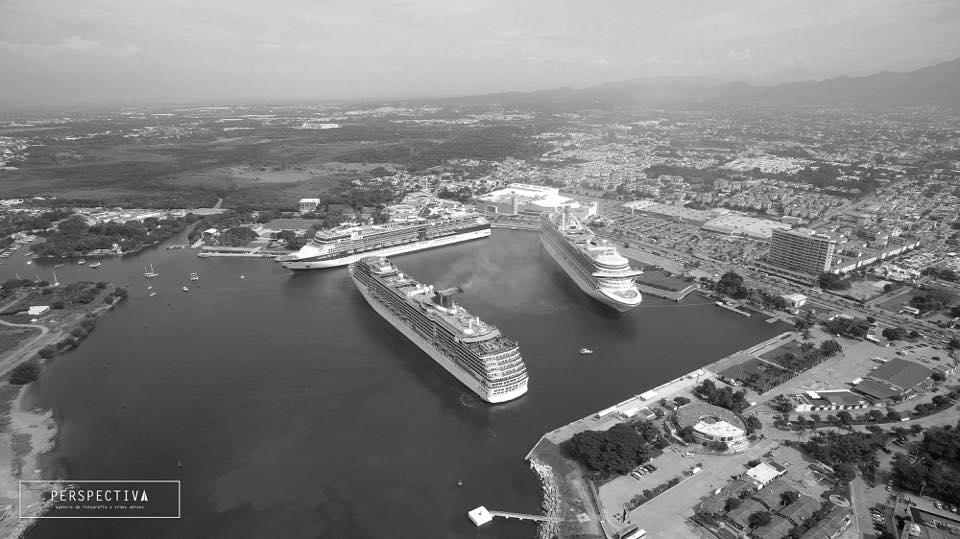 Son más de ocho mil 500 pasajeros y alrededor de tres mil tripulantes los que llegaron a la ciudad