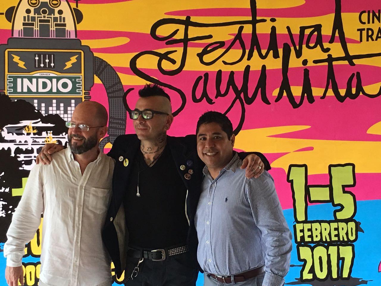 La 4ª edición del Festival Sayulita, Cine, Música, Trago & Vida, a realizarse del 1 al 5 de febrero