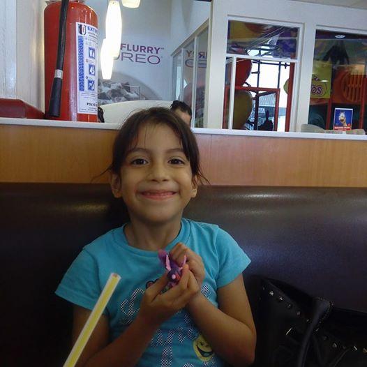 -La presión por redes sociales hizo que la niña volviera con su familia