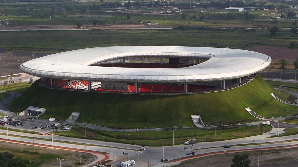 -El estadio de las Chivas será donde se lleven a cabo los juegos
