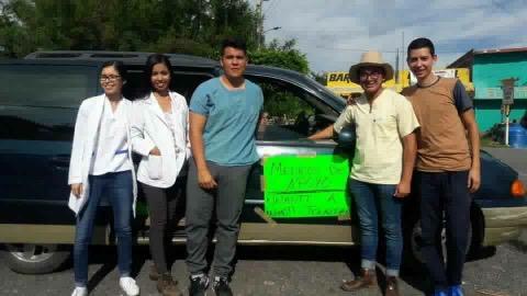 -Son cinco doctores que acudieron a Puebla y dieron consulta de manera gratuita