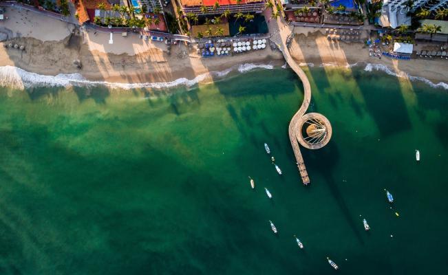 -Las playas de Puerto Vallarta entre las más limpias; Sayulita entre las más sucias